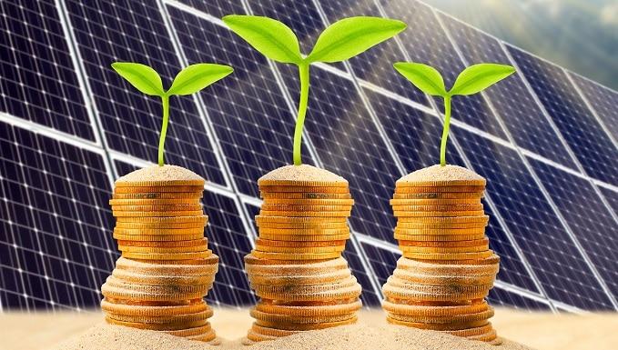 besparen door zonnepanelen te kopen