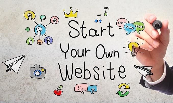 geld verdienen met een website, blog of webshop